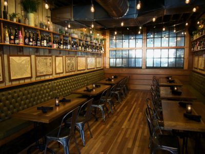 The Third Ward's Café Benelux Reopens, Ready for Spring