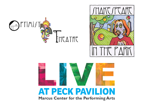 Shakespeare in the Park moves downtown to the Marcus Center's Peck Pavilion