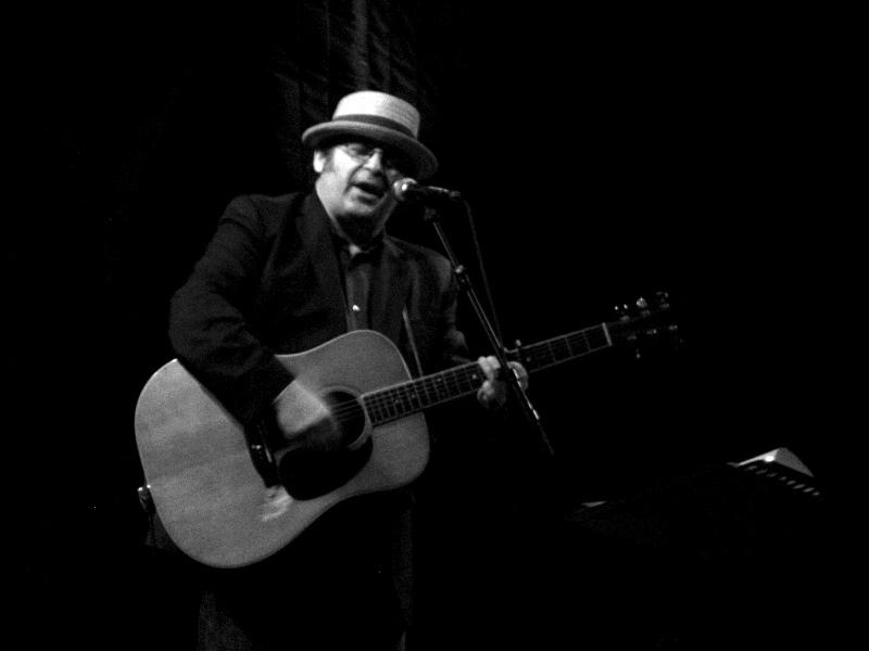 Greg Trooper at Paradiso, Amsterdam, Netherlands. Photo by Erik Joling.