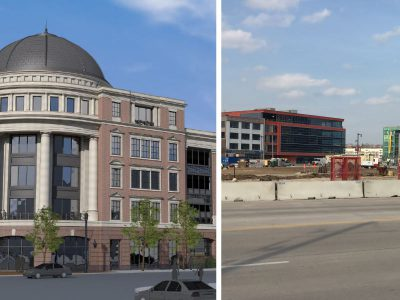 Eyes on Milwaukee: Hammes HQ Starts Construction
