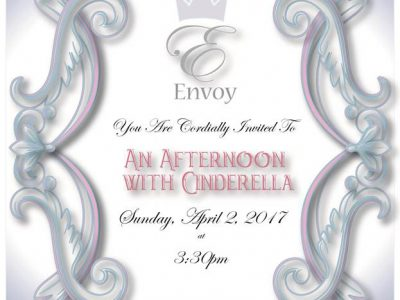 "The Ambassador Hotel To Host ""An Afternoon with Cinderella"""