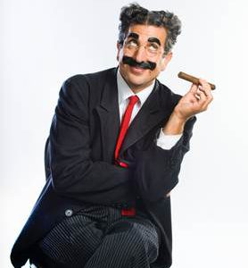 """An Evening with Groucho"" Begins March 24 at Milwaukee Rep"