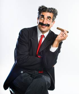 """An Evening with Groucho"" starring Frank Ferrante"