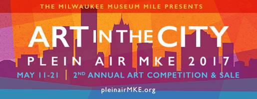 Milwaukee Museum Mile Second Annual Plein Air Painting Competition