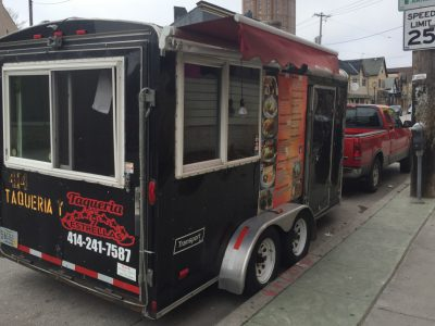 Solution found for W. National Ave. food truck issue