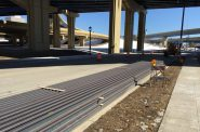 Milwaukee Streetcar Rails. Photo by Dave Reid.