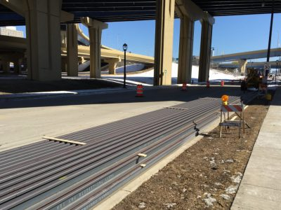 Eyes on Milwaukee: Streetcar Track Steel Has Arrived
