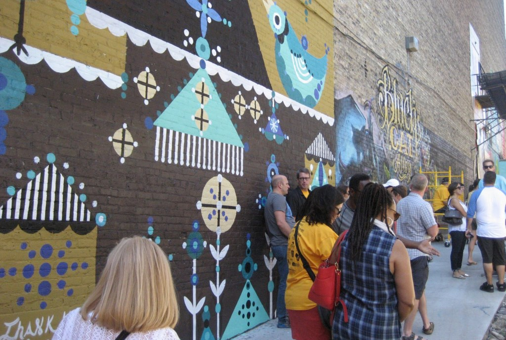"Bay View BID announces ""Street Canvas"" Mural Project"