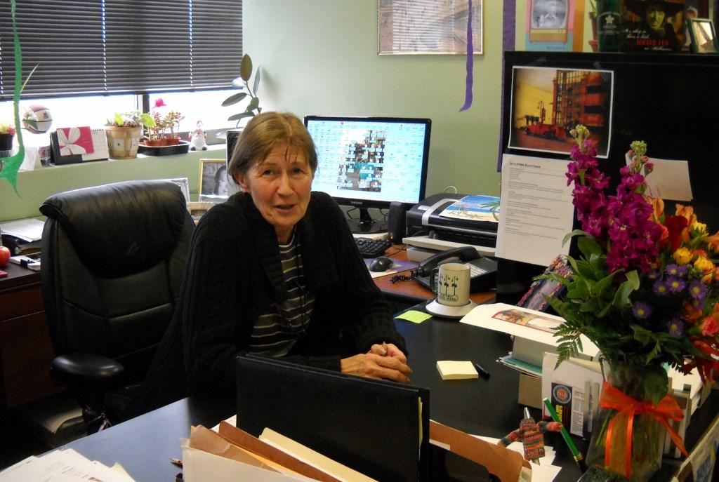 Nancy O'Keefe. Photo by Kim Rhyme.