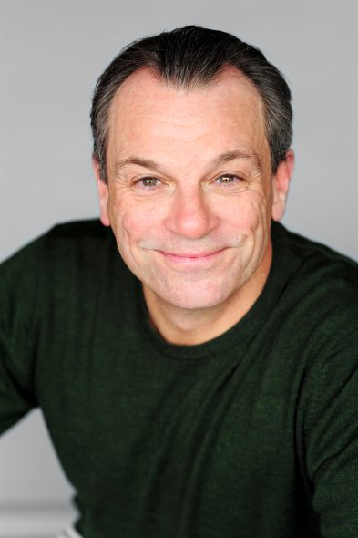 Ray Jivoff. Photo courtesy of the Skylight Music Theatre.