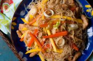 Thai Noodles. Photo from Thai Lotus's website.