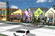Urban Garden Center. Rendering by Mayer Helminiak Architects.