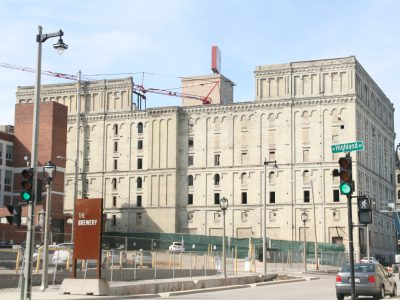 Friday Photos: New Units in Old Pabst Buildings