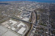 Menomonee Valley. Photo from the City of Milwaukee.