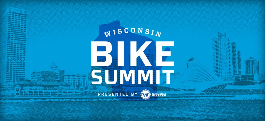 The bicycling community comes together at the annual Wisconsin #BikeSummit. Join us for a full day of equity, advocacy, and cycling, May 4th in downtown Milwaukee.