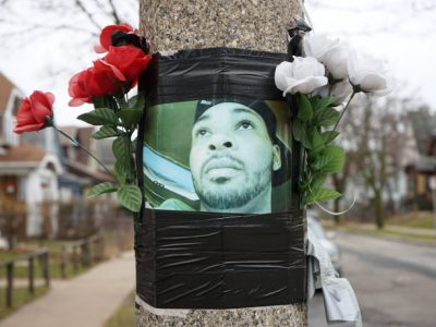 Roadside Memorials Mark Killings