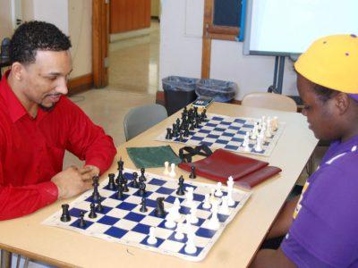The Rise of Washington H.S. Chess Team