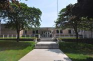 Milwaukee Public Schools Office of School Administration, 5225 W. Vliet St. Photo courtesy of Milwaukee Public Schools.