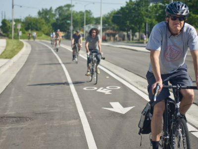 Biking: State Budget Is Good, Bad for Biking