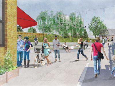 Plenty of Horne: A Lift For Brady Street, Swing Park