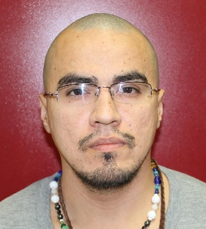 Cesar DeLeon, an inmate at Waupun Correctional Institution, participated in a hunger strike for about seven months to protest conditions in solitary confinement. Photo from the Wisconsin Department of Corrections.