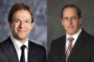 Milwaukee County Executive Chris Abele and Brown County Executive Troy Streckenbach.