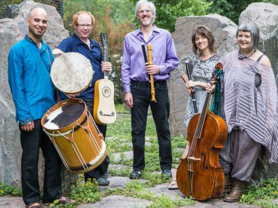 Early Music Now Presents Ensemble Caprice