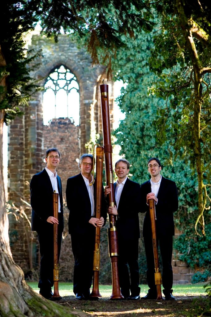 Early Music Now Presents The Flanders Recorder Quartet