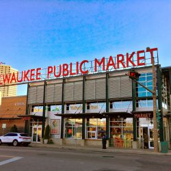 Milwaukee Public Market.