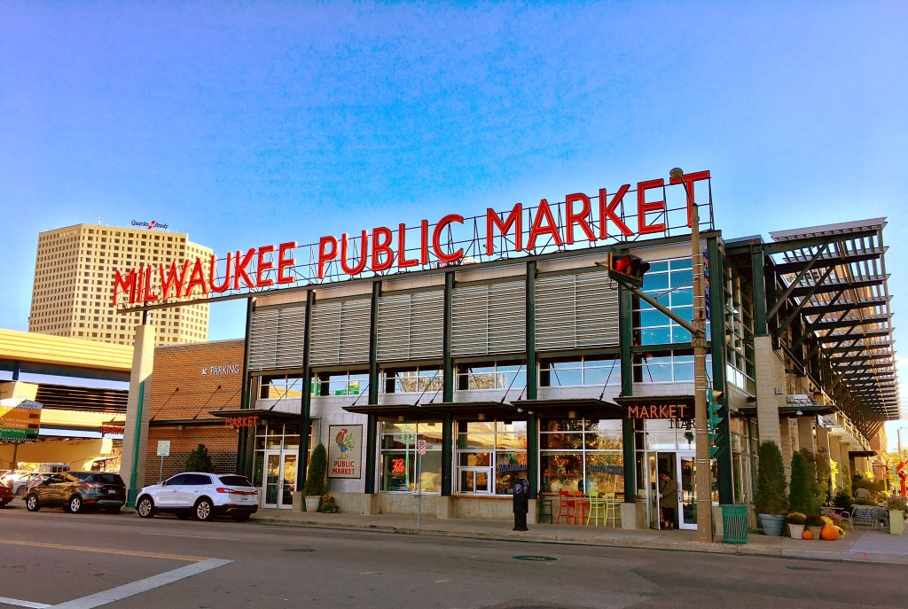 Milwaukee Public Market getting On the Bus