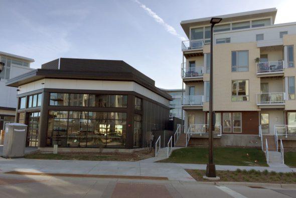 Valentine Coffee Co.'s future Oak Creek Location. Photo by Dave Reid.