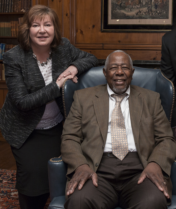 MATC Foundation Receives $104,000 Gift from Hank Aaron Chasing the Dream Foundation to Support Student Scholarships