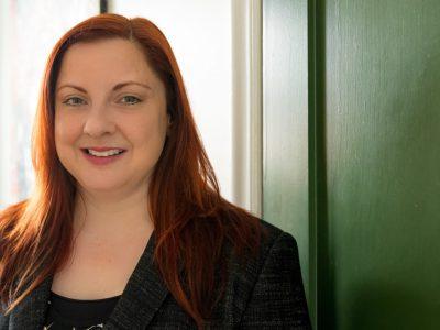 City Beat: Sarah Greenberg of Forward Community Investments