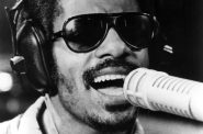 Stevie Wonder. Photo is in the Public Domain.