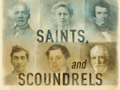 Book Uncovers State's 'Warriors, Saints, and Scoundrels'