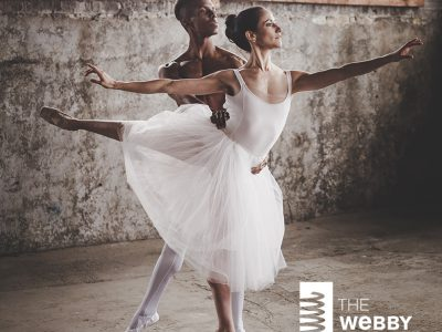 Milwaukee Ballet Wins High-Profile Advertising Industry Awards for Website Design