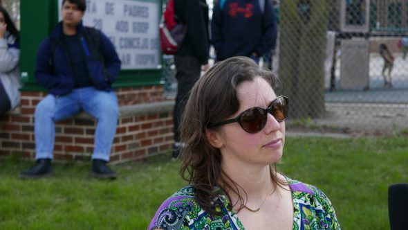 Jessica Wineberg. Photo by Graham Kilmer.