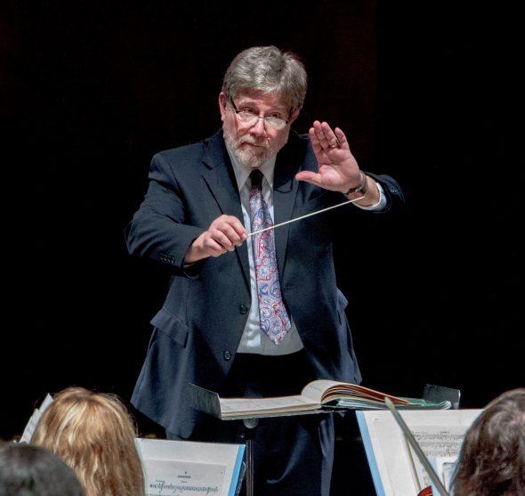 Monte Perkins. Photo courtesy of Festival City Symphony.