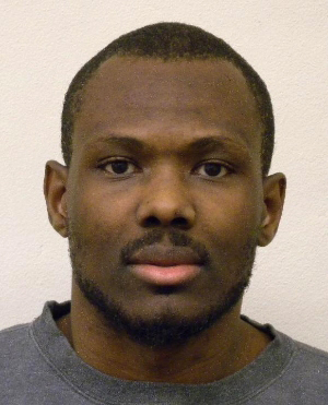 Shirell Watkins said he has tried twice to hang himself while in solitary confinement. Photo from the Wisconsin Department of Corrections.
