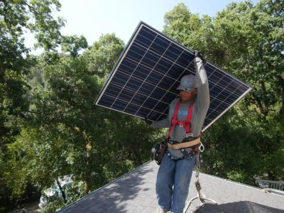 Solar Group Buys On The Rise