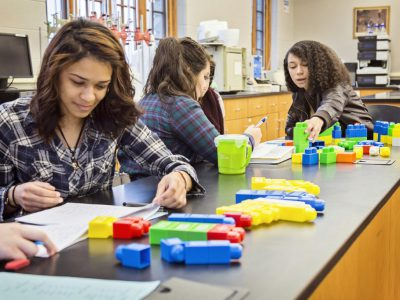 National Science Foundation award establishes STEM scholar program