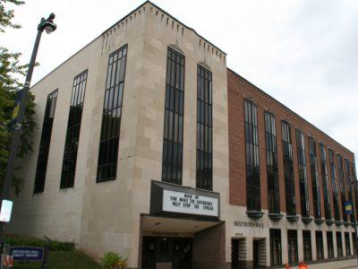 Varsity Theatre (Holthusen Hall)