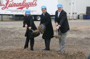 Kelly Grebe, Governor Scott Walker, Mayor Tom Barrett