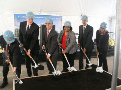 Eyes on Milwaukee: Bader Breaks Ground on New Central City HQ