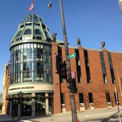 Grohmann Museum,1000 N. Broadway. Photo by Mariiana Tzotcheva.