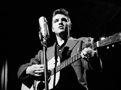 Sieger on Songs: The Spiritual Side of Elvis