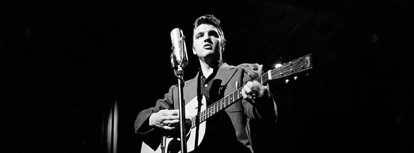 Elvis Presley. Photo from Facebook.