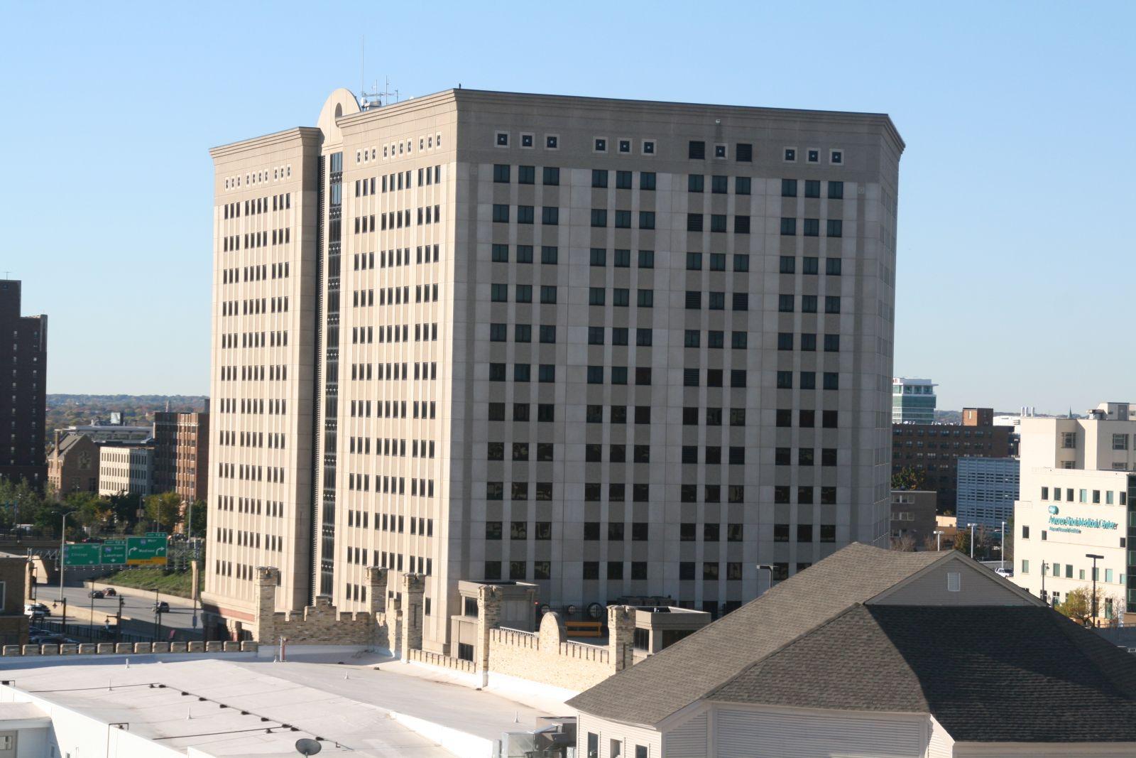 Milwaukee Secure Detention Facility. Photo by Jeramey Jannene.