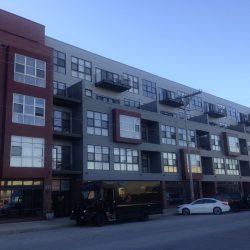 Jackson Square Apartments, 159-189 N. Jackson St. Photo by Mariiana Tzotcheva.