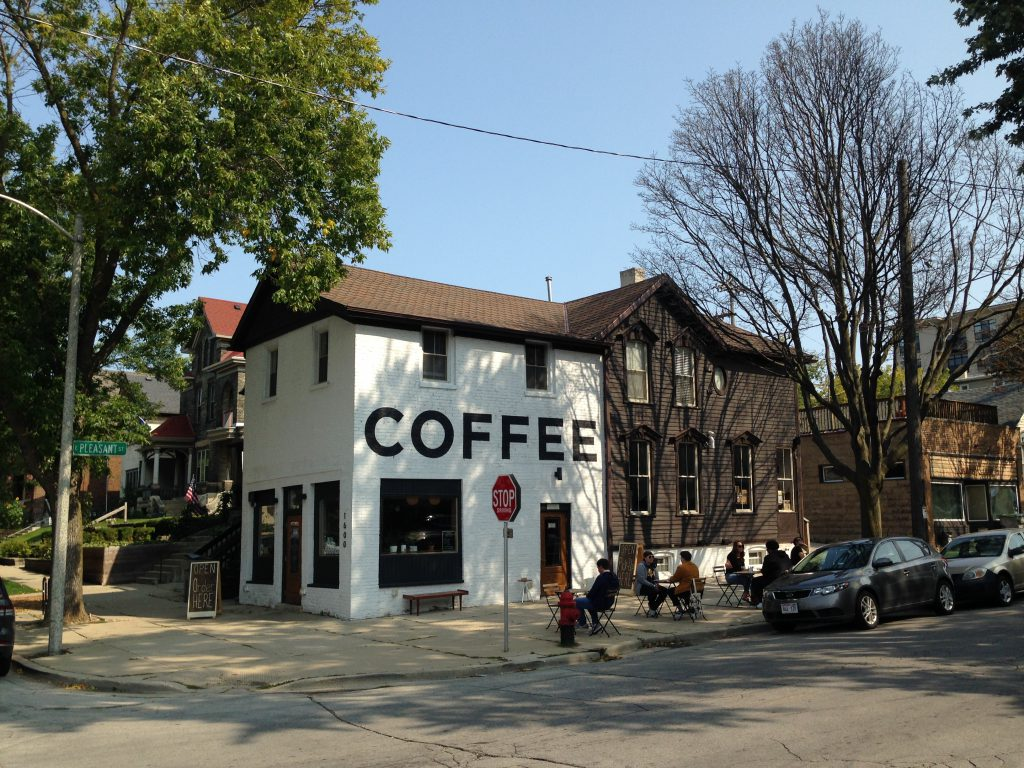 Interval Coffee Shop, 1600-1602 N. Jackson St. Photo by Mariiana Tzotcheva
